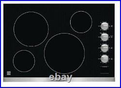 Kenmore Elite 30 Electric Cooktop Stainless Steel #4520