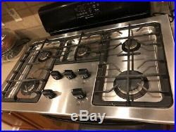 Kenmore Elite 36 Stainless Steel 5 Burner Gas Cooktop