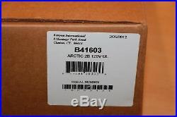 Kenyon B41603 6-1/2 and 8-Inch Arctic 2-Burner Cooktop Analog Control UL120v