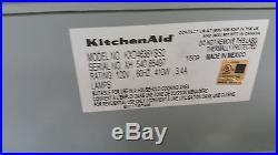 KitchenAid 36 Stainless Steel Gas Cook top + KitchenAid 36 Downdraft 2pcs set