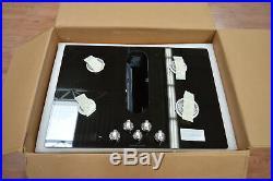 KitchenAid KGCD807XBL 30 Black 4-Burner Downdraft Cooktop NOB #25338 MAD