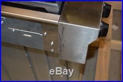 KitchenAid KGCU467VSS 36 Stainless 6 Sealed Burner Gas Rangetop NOB #22069