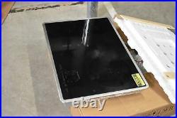 KitchenAid KICU509XSS 30 Stainless Induction 4 Element Cooktop NOB #43883 HRT