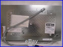 Kitchenaid 36 5 Element Electric Glass Cooktop Stainless Steel Kitchen Range