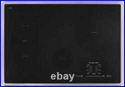 Kitchenaid KICU509XSS Architect Series II 30 Induction Cooktop