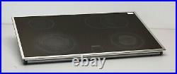 Miele KM 6031 EDST/D, 6910590 Ceranfeld Kochfeld Glaskeramik, ca. 79,5 x 51,5 cm
