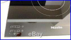 Miele KM5656 30 Electric Cooktop SCHOTT CERAN Ceramic Smoothtop