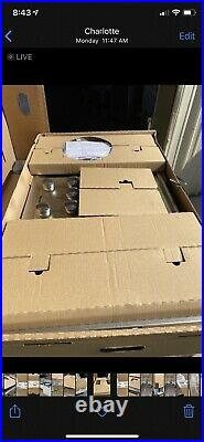 Miele Km3474lp 36 Inch Gas Cooktop(lp Use Only)
