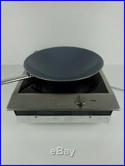 Miele Pro Line Induction Heated Wok Basin Kitchen Design CS1223-1 Scott Ceran