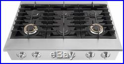 NEW Electrolux ICON 36'' Gas Slide-In Cooktop E36GC76PRS NEW IN BOX