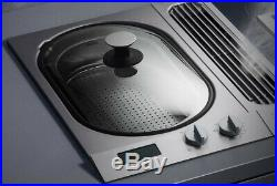 NEW GAGGENAU COUTERTOP STEAMER VK230714 200 Series