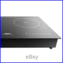 NEW Portable 1800W Induction Cooker Electric Cooktop Burner Home Countertop #