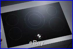 NIB Gaggenau Thermador 36 Twist-Pad 5 Cooking Zones Induction Cooktop CI491602
