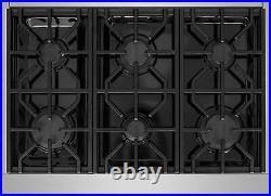 NXR SCT3611 36 Natural Gas Cooktop & EH3619 Under Cabinet Hood Bundle