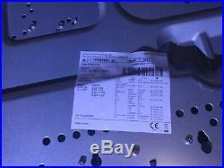Neff 75cm Five Burner Gas Hob Black With Cast Iron Pans Model T27DS59S0
