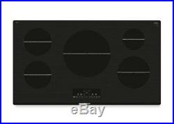 New Bosch 800 36 Induction 5 Burner Cooktop Nit8668uc
