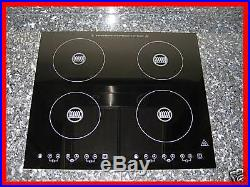 New Crown Induction Cooktop - 4 Cooking Zones