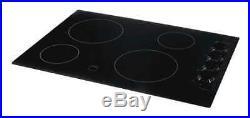 New Frigidaire FFEC3024LB 30 Electric Cooktop, Black Free Ship
