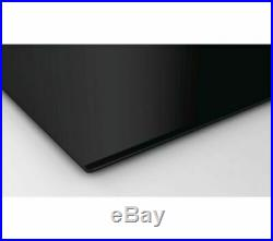 New NEFF T48FD23X0 Electric N50 80cm 5 Burners Induction Hob Touch Control Black