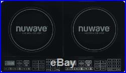 NuWave Precision Induction Cooktop Double Burner