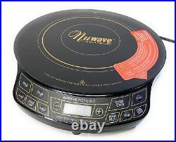 Nuwave PIC Gold Titanium Induction Portable Cooktop Stovetop