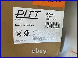 PITT by Reginox ABEKI Original Single Gas Burner Cooktop Made in Holland