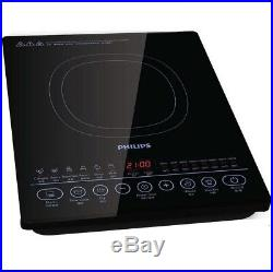 Philips Electric Single Induction Cooker Digital Display HotPlate Cooktop HD4937