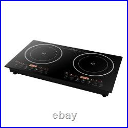 Portable Induction Cooktop 2400W Digital Countertop Burner Induction Hot Plate