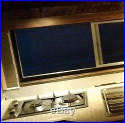 Ramblewood GC2-43P (LPG/Propane Gas) high efficiency 2 burner gas cooktop