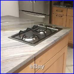 Ramblewood high efficiency 2 burner gas cooktop(LPG/Propane Gas), GC2-43P