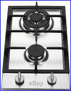 Refurbished, Ramblewood GC2-37N (Natural Gas) high efficiency 2 burner cooktop
