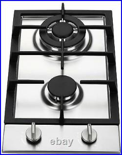 Refurbished, Ramblewood GC2-37P (Propane/LPG Gas) 2 Burners Cooktop