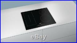 SIEMENS ED651FPB1E iQ500 integrierter Induktionskochfeld mit Glaskeramik