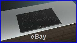 SIEMENS EH851FEB1E iQ100 u-Facette 80 CM Induction Cooktop, Glass Ceramic