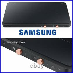 Samsung Induction The Plate Cooktop -Black- NZ60R3703PK Power Booster 220V 60Hz