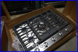 Samsung NA30K6550TS 30 Stainless 5 Burner Gas Cooktop #35254 MAD