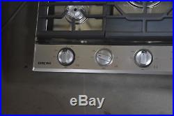 Samsung NA30K6550TS 30 Stainless 5 Burner Gas Cooktop NOB #31696 CLW