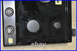 Samsung NA30K7750TG 30 Black Stainless Gas Cooktop NOB #30694 CLW