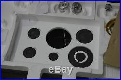 Samsung NA36M9750TM 36 Black Stainless Gas Cooktop NOB #33239 HRT