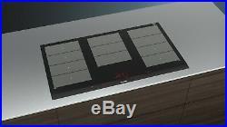 Siemens HMIV0IE iQ700 90 cm Induction Hob Autark, Glass Ceramic