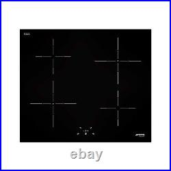 Smeg SI5641D Cucina 60cm Straight Edge Glass Induction Hob With Touch Controls