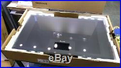 Thermador 36 Frameless Grey-Black Freedom Induction Cooktop CIT36XKBB