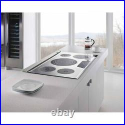 Thermador 36 SS Mirror Glass Induction Cooktop CIT365KM