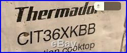 Thermador CIT36XKBB Masterpiece Freedom Collection 36 in. Induction Cooktop