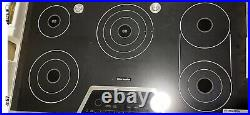 Thermador Ces366fs 36 Masterpiece Series Electric Cooktop