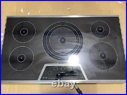 Thermador Masterpiece Series Cit365gb 36 Induction Cooktop