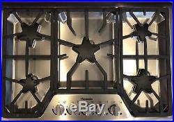 Thermador Masterpiece Series SGS305FS 30 Inch Gas Cooktop NOB MSRP $1799