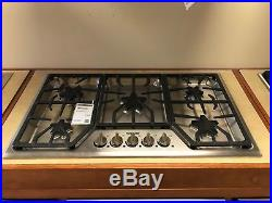 Thermador Masterpiece Series SGS365FS 36 Inch Gas Cooktop FREE SHIPPING