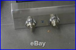 Thermador PCG364GD 36 Stainless Pro-Style Gas Rangetop NOB #33296 HRT