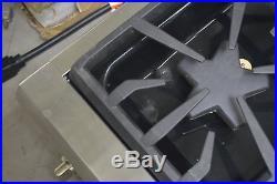Thermador PCG366G 36 Stainless 6-Burner Pro-Style Gas Rangetop NOB #37319 HRT